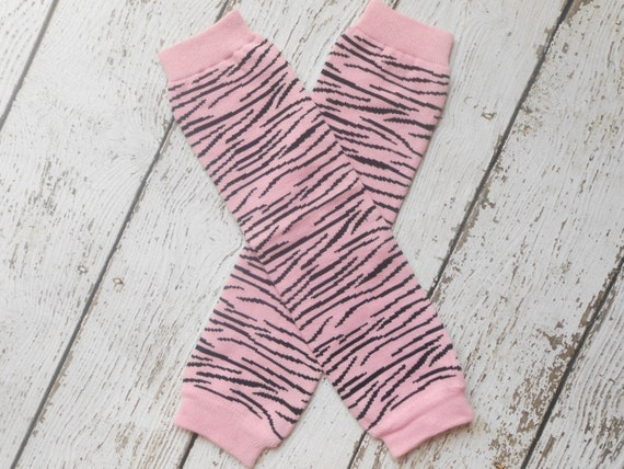 Pink & Black Zebra Leg Warmers , Leg Warmer, Girl Leggins,  Wholesale Leg Warmers, One Size Leg Warmers