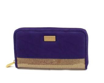 """Women's Wallet """"Scintilla"""" series, purple, free delivery"""