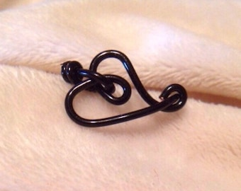 Heart Wire Wrapped Ring