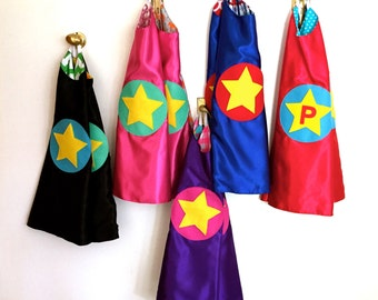 Superhero Cape Party Favor Pack of 10
