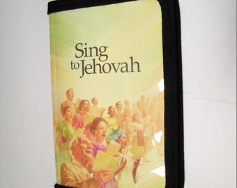 JW Large Song Book Cover