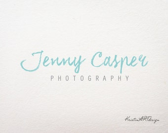 Photography Logo - Customized for any business logo - Premade Photography Logos- Watermark 140