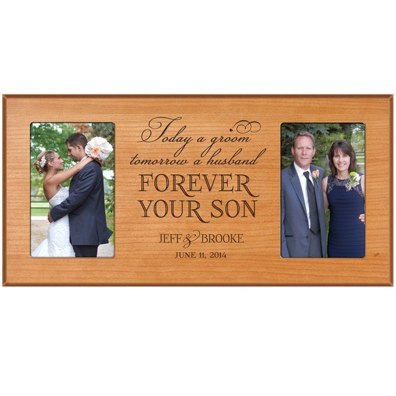 Wedding Gift From Parents To Son : Parent wedding gift, Parent thank you Gift, Parent wedding gift frame ...