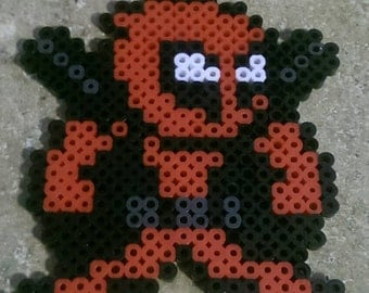 Marvel Deadpool Perler Art