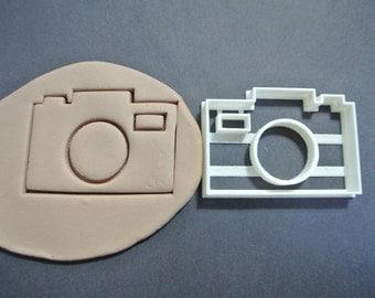Camera Cookie Cutter