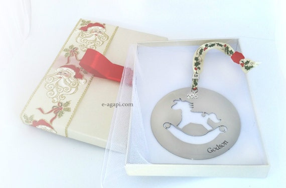 Baby Boy Gifts Christmas : Items similar to baby boy christmas gift ornament