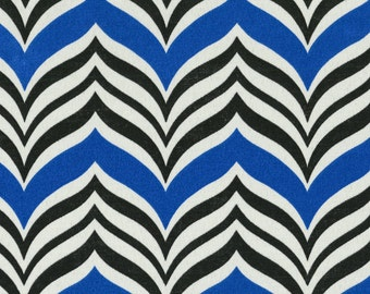 Ripple Effect Baltic, Indoor Outdoor Fabric By The Yard, Waverly Fabric