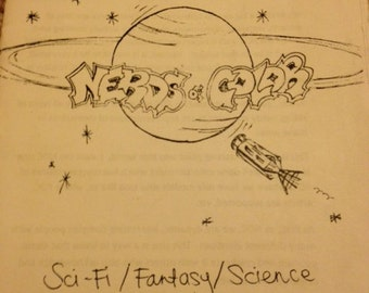 Nerds of Color - Sci-Fi/Fantasy/Science Issue Part 1