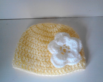 girl easter hat, toddler girl hat, crochet beanie hat, baby hat, newborn girl hat, crochet baby hat, newborn easter hat