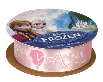Disney Frozen Ribbon Anna *IN STOCK* Price is for 3 yards