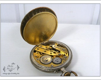 vintage pocket watch 30s