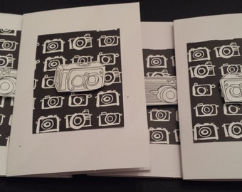 Camera Fever Cards (set of 4)