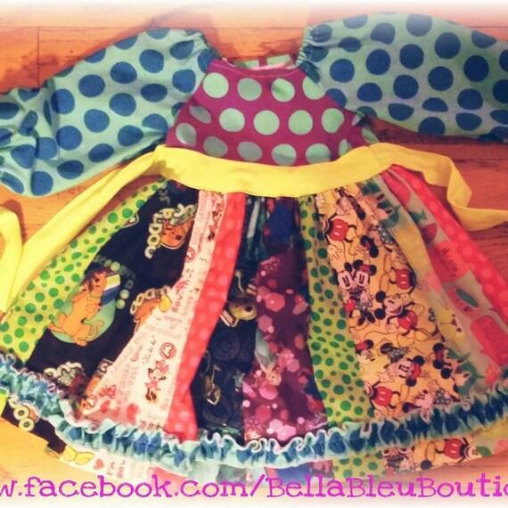 "Custom ""My Favorite Things"" Knit Dress"