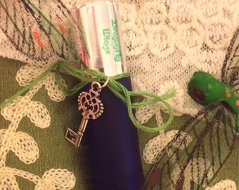 Dragonfly Wings Handmade Perfume Oil
