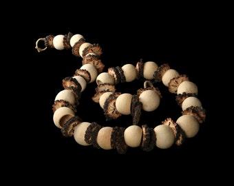 Curvy Nature - Dried String - Natural Handmade String