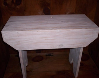 2 ft Wood Bench