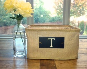 Storage Basket / Storage Bin / Fabric Storage Bin / Organizer / Fabric Basket / Fabric Bin XSmall