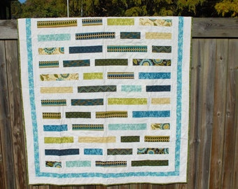 Reversible Coin Quilt