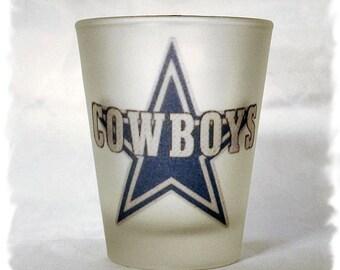 Dallas Cowboys Shot Glass