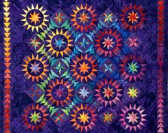 Dutch Treasure Quilt Pattern