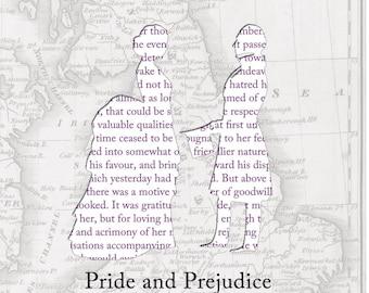 Pride and Prejudice Poster Print