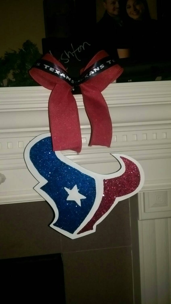 Houston Texans Toro Logo Or Dallas Cowboys By Prissypantsetc