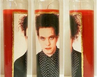 Robert Smith The Cure Candle