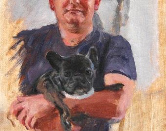 Custom Group Portraits For Sale