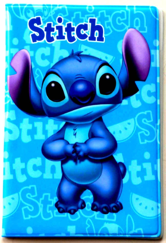 Stitch in Lilo & Stitch Movie Disney PASSPORT COVER by ...