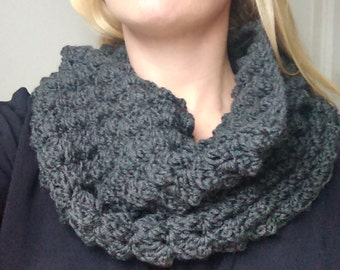 Crochet Pattern Shawl Cowl