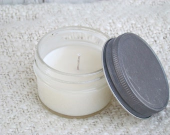 4 oz Citronella Soy Candle, Keep Bugs Away! Set of 2 Candles
