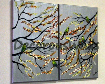 Birds 'n Blossoms