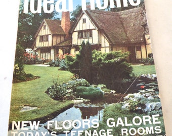 1960s november issue of ideal home magazine