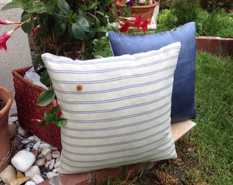 Decorative cotton pillows (set of 2)