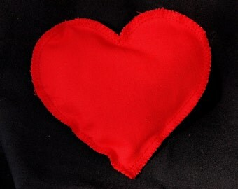 Heart-shaped Valerian toy for cats