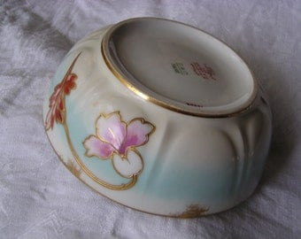 Limoges D&C (Delinieres and Cie) Bowl circa 1890