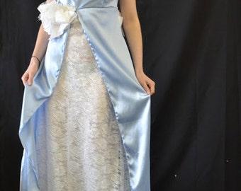 Cinderella Modern Rag - Size 8/10AUS - ONE OF A KIND