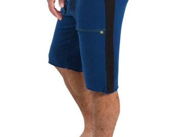 Knee Length Yoga Shorts