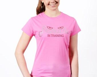 Bridezilla Rhinestone T-Shirt