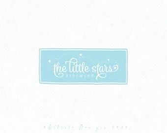 Premade Logo - Little Stars Logo