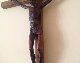 Crucifixion , Jesus Christ , sculpture, figure of a man ...