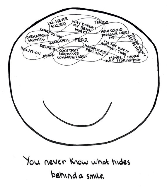 The Doodle Chronicles: Mental Illness