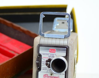 Brownie Movie Camera, 8mm Camera 2, Vintage