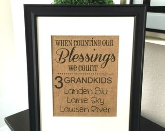 grandparents quote on Etsy a global handmade and vintage