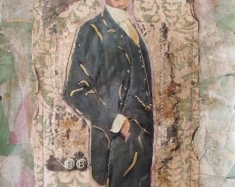 Rhett Butler collage