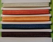 15 yards of beautiful headband elastic in jewel tone colors Make your own headbands
