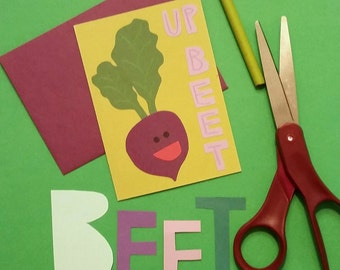 Up Beet // Cards for Any Occasion