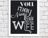Kiss Art Master Bedroom Sign Newlywed Apartment Decor Wedding Gift For Groom From Bride Love Quote Poster Just Married Wife Typography Print
