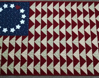Colonial Glory Quilt