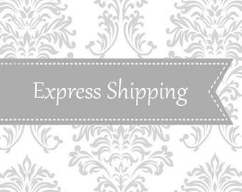 Express Shipping Upgrade. Rush My Order - USA